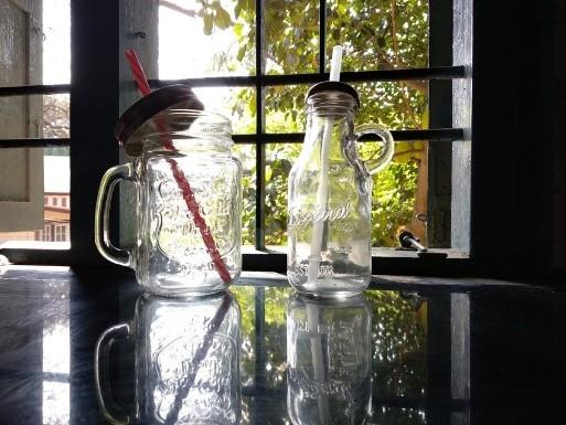 7-glass bottle